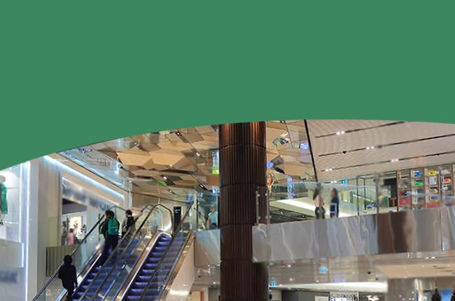 Gestão de Loja em Shopping Center